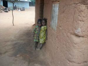 Two girls of Dodji